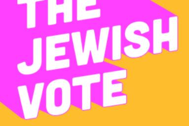 Logo for The Jewish Vote