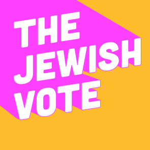 Logo for The Jewish Vote