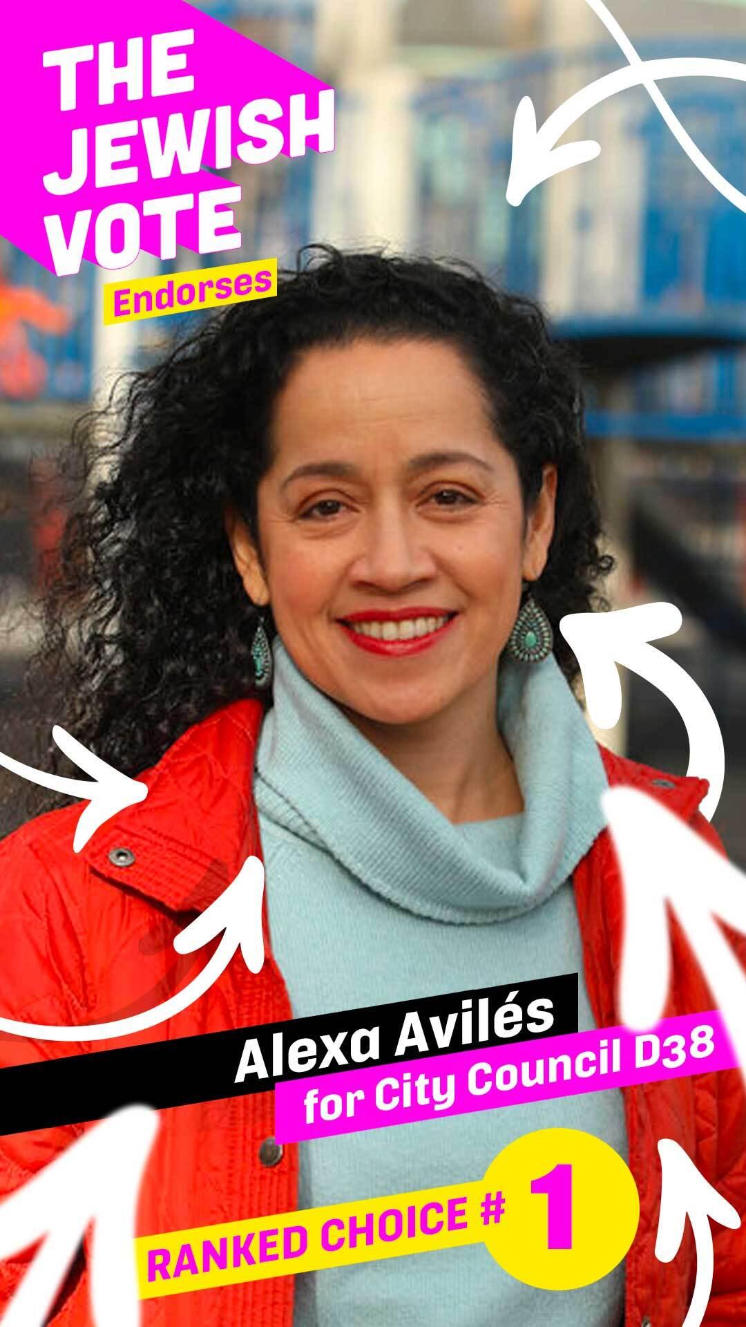 Alexa Avilés