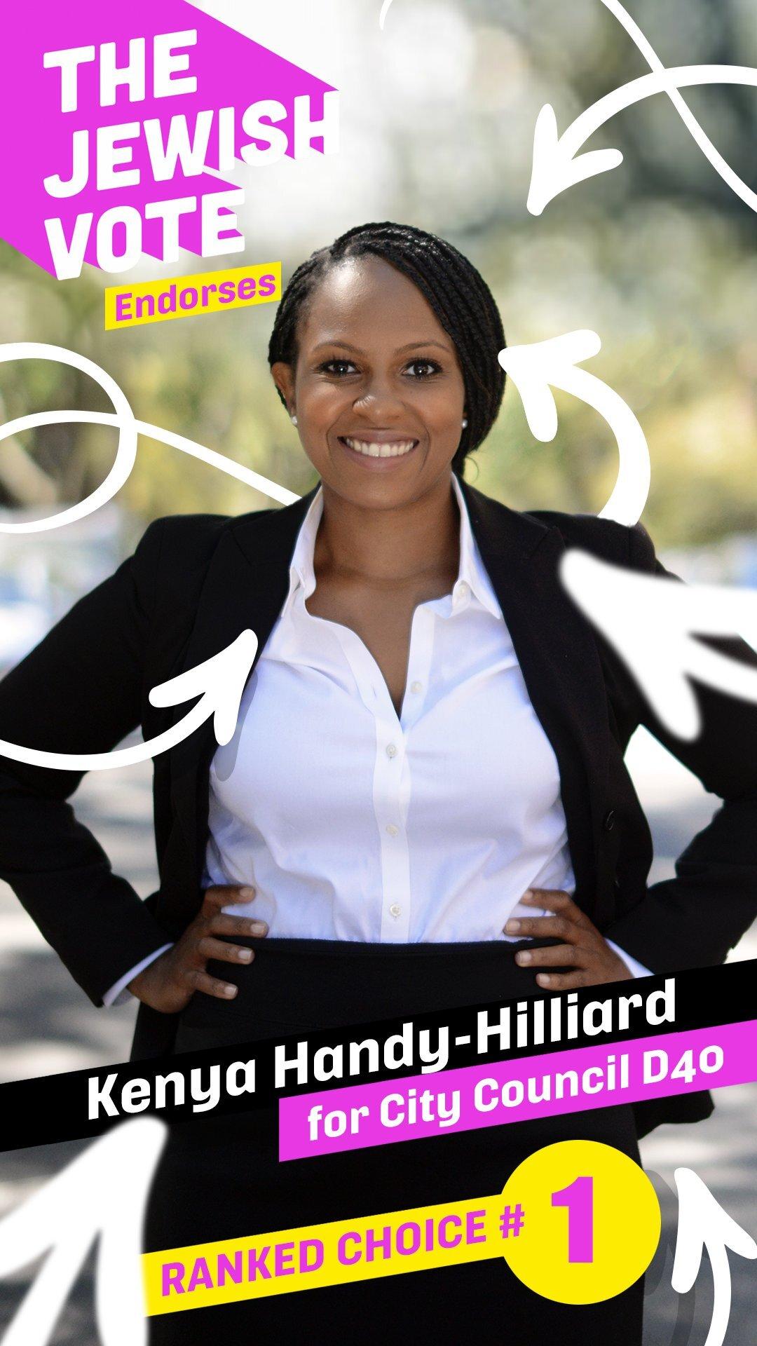Kenya Handy-Hilliard